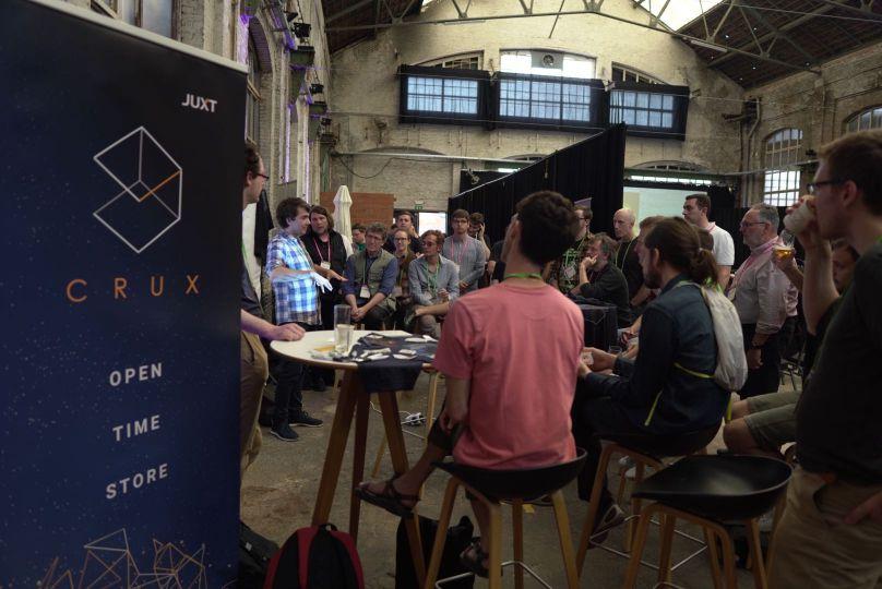 Heart of Clojure Crux Walkthrough